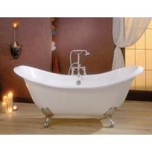 REGENCY Cast Iron Footed Bath