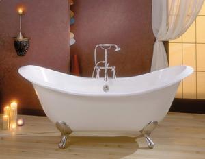 REGENCY Cast Iron Footed Bath Product Image