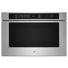 "JennAir JMDFS24GS  Stainless Steel 24"" Under Counter Microwave Oven with Drawer Design"