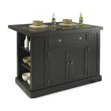 Hartford 3 Piece Kitchen Island Set