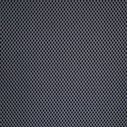 Flash Furniture - Flash Fundamentals Mid-Back Gray Mesh Swivel Task Office Chair with Pivot Back and Arms, BIFMA Certified