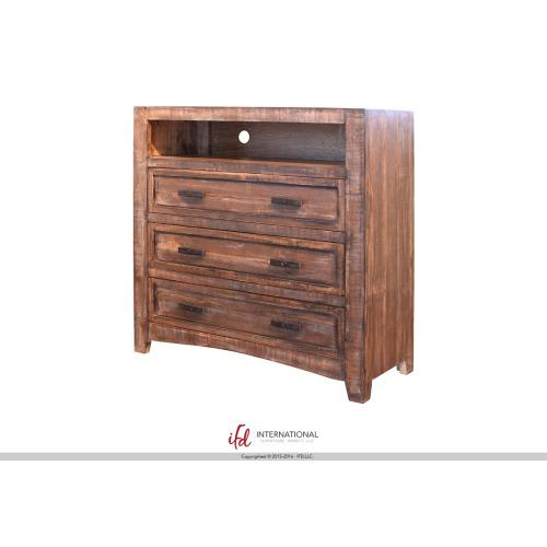 3 Drawer Media Chest