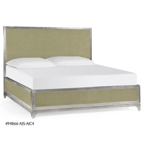 Alexander Julian UK Queen bed (Lichen/Silver)