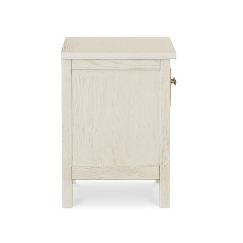 Bassett Furniture - Abingdon Oak Bedside Table