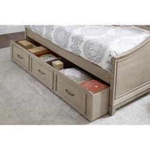 Youth Transitional Trundle Storage Unit