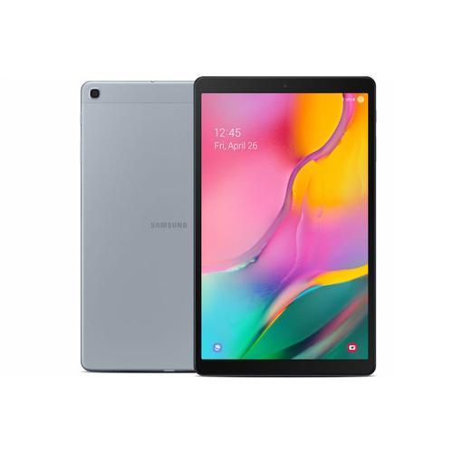 Galaxy Tab A 10.1 (2019), 32GB, Silver (Wi-Fi)