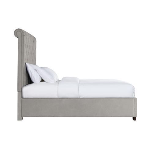 Waldorf King Bed Boulder Grey