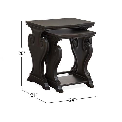 Magnussen Home - Nesting End Table