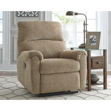 McTeer Power Recliner Mocha