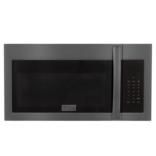 Zline Kitchen and Bath - ZLINE Over the Range Convection Microwave Oven with Modern Handle and Sensor Cooking (MWO-OTR) [Color: Stainless Steel]