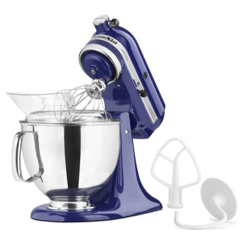 Gallery - Artisan® Series 5 Quart Tilt-Head Stand Mixer - Cobalt Blue