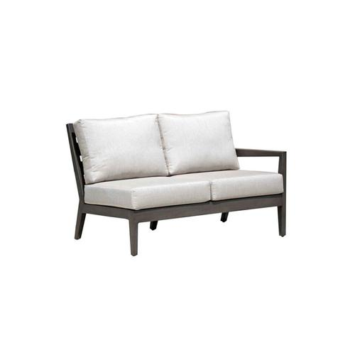 Lucia 2-Seater Right Arm