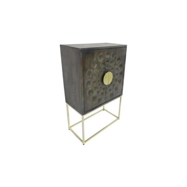 See Details - Solara 2 Door Cabinet, 2580TN
