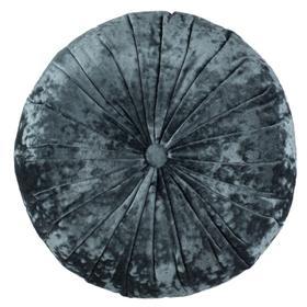 Caramia Pillow - Smoke Blue
