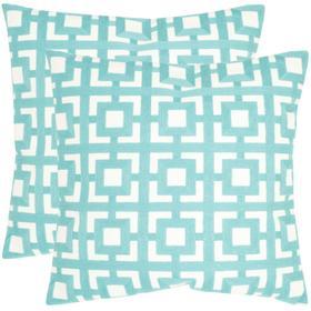 Emily Pillow - Turquoise