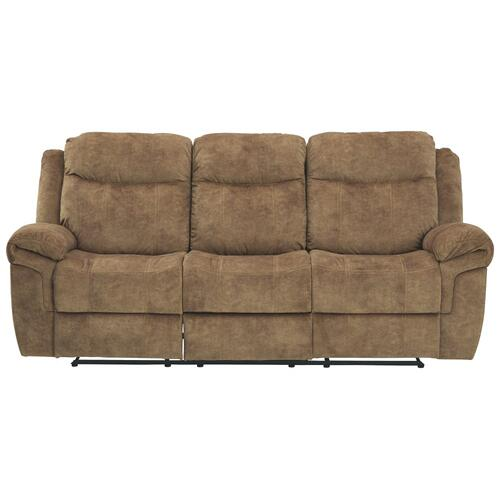 Signature Design By Ashley - Huddle-up Reclining Sofa With Drop Down Table