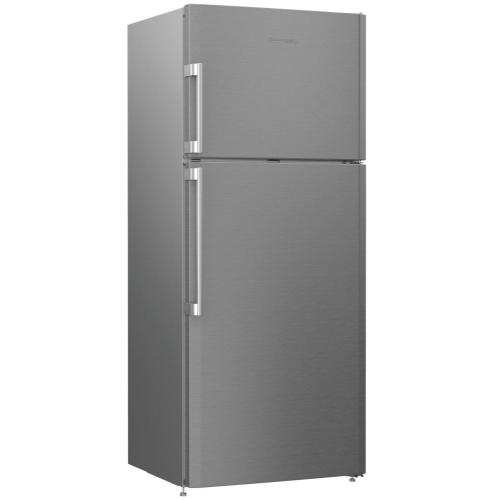 27in 15 cuft Top Freezer with auto ice maker