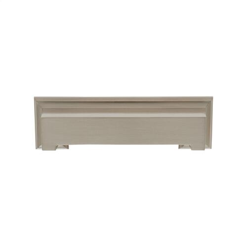 Satin Nickel 96 mm c/c Marquee Cup Pull