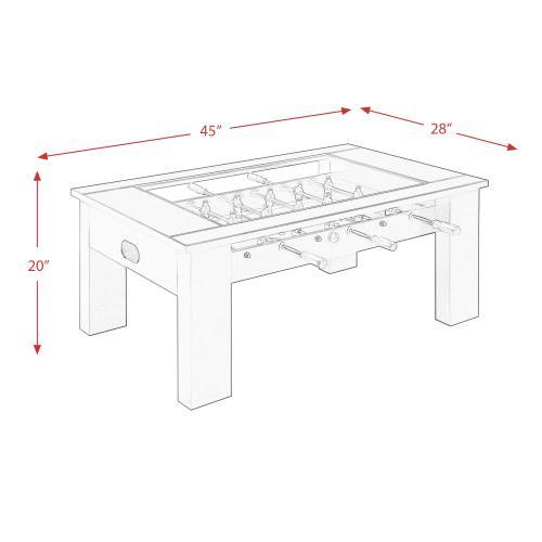 Gallery - Giga Foosball Gaming Table