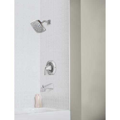 Lindor Chrome Posi-Temp ® tub/shower