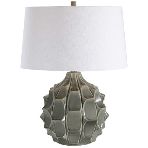 Guerina Gray Table Lamp