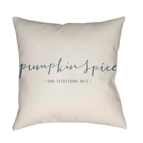 """Surya - Pumpkin Spice PKN-002 20""""H x 20""""W"""