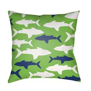 """Sharks LIL-074 20""""H x 20""""W"""