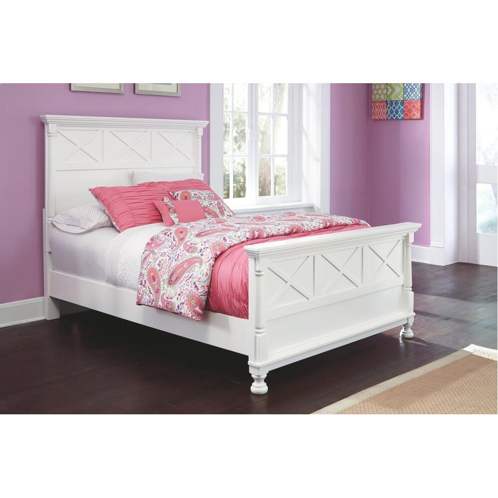Kaslyn Full Panel Bed