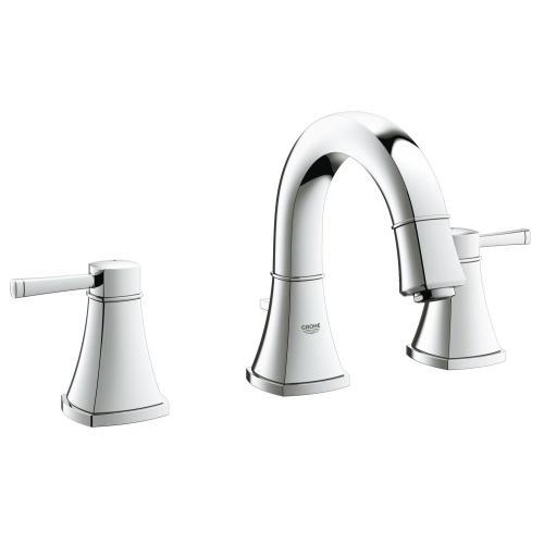 Grandera 8 Widespread Two-Handle Bathroom Faucet S-Size