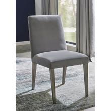 See Details - Omnia Chair-Smoke