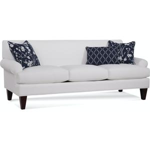Braxton Culler Inc - Celeste 3 over 3 Sofa with Tapered Legs