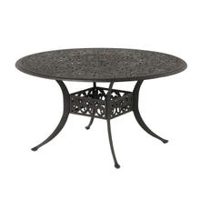 """See Details - Chateau 54"""" Round Lazy Susan Table in Desert Bronze"""