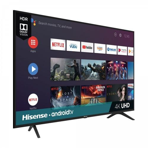"""50"""" Class - H6510G Series - 4k UHD Hisense Android TV (2020) SUPPORT"""