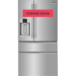 Frigidaire Professional 21.8 Cu. Ft. Counter-Depth 4-Door French Door Refrigerator Product Image