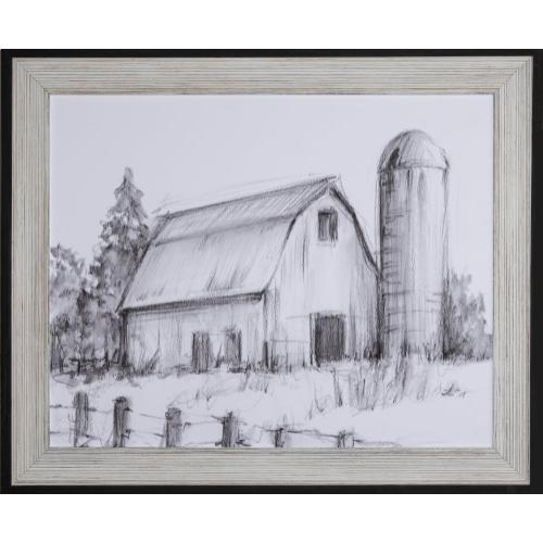 Crestview Collections - BARN STUDY 1