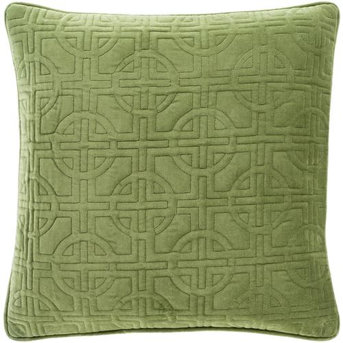 "Quilted Cotton Velvet QCV-002 22"" x 22"""