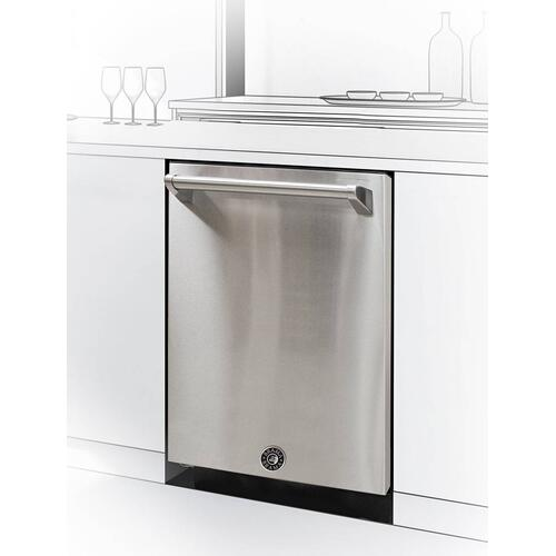 Brama Stainless Dishwasher