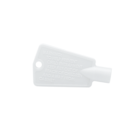 Frigidaire Plastic Key for Upright and Chest Freezers