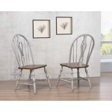 Keyhole Dining Chairs - Country Grove (2 piece)