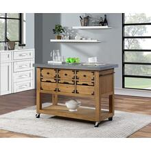 Charlotte Kitchen Island