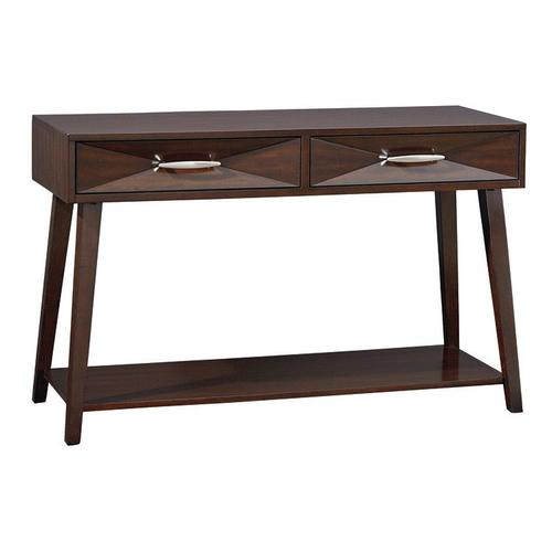 Forsythe Console Table, Brown