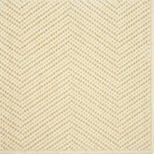 See Details - Wool Sisal Berber Snow White 12'x15' / Leather Border
