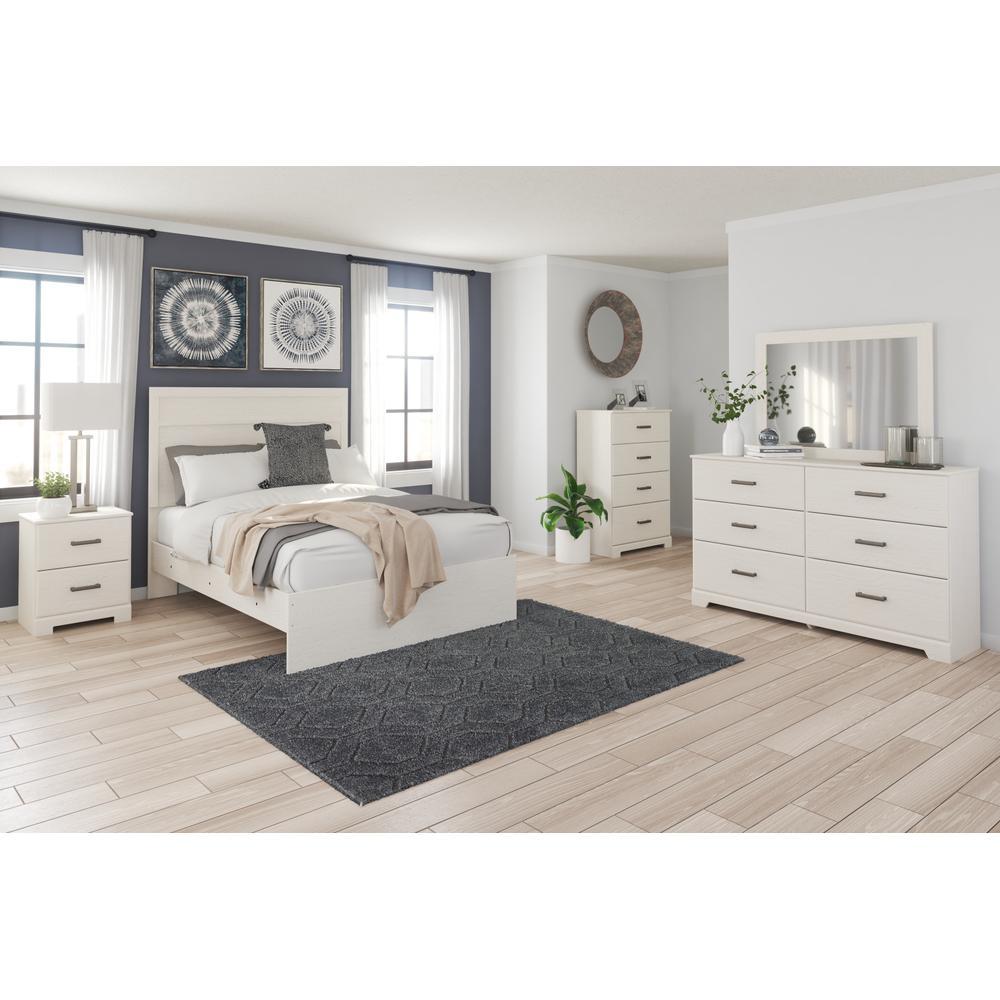 Stelsie Full Panel Bed