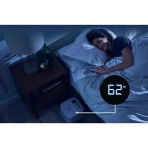 chiliPAD Sleep System with Chili Cool Mesh - Cal King \ we