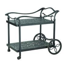 See Details - Florence Serving Cart - Welded