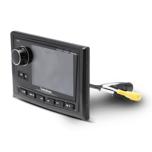 "Rockford Fosgate - Punch Marine Full Function Wired 5"" TFT Display Head"