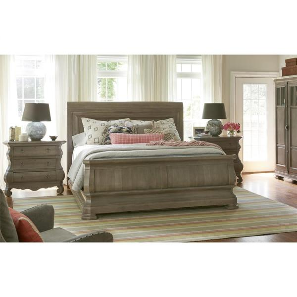 See Details - Queen Sleigh Bed
