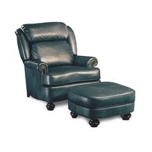 See Details - Bradley Ease Back Chair & Bradley Ottoman