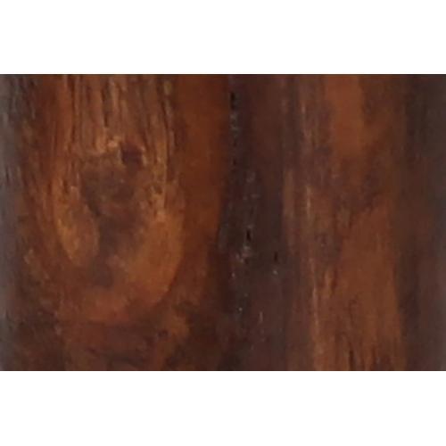 Porter International Designs - Portola Walnut Plant Stand / Accent Table, 1911-011LWW