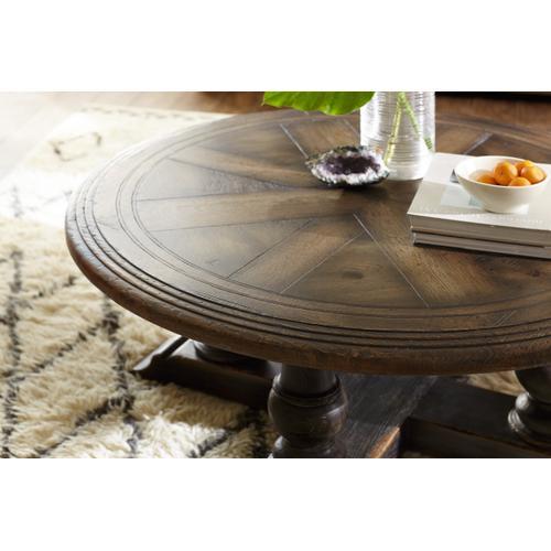 Medina Round Cocktail Table